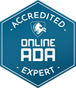 Online ADA expert accredited batch