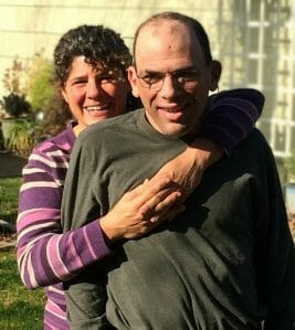 Denise Pane and her brother Curtis